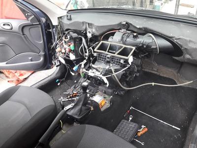 Aire Acondicionado Calefacción De Autos Reparación Y Cargas