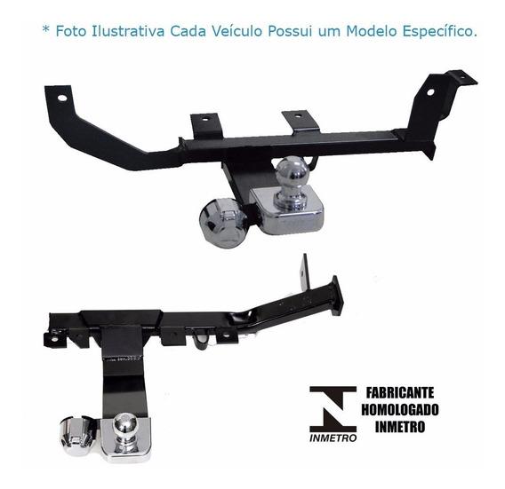 Engate Reboque Fiat Argo 2017 2018 Puxador Novo