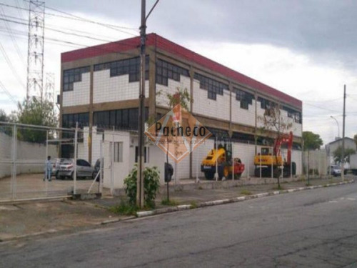 Prédio Comercial Na Vila Maria, 1600m², R$41.500,00 - 1035