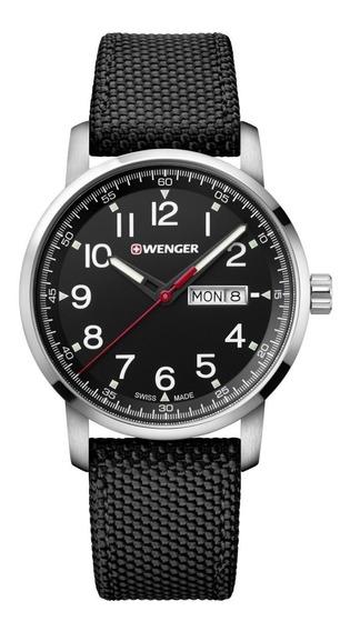 Relógio Masculino Suíço Wenger Linha Atitude 42mm 011541.105