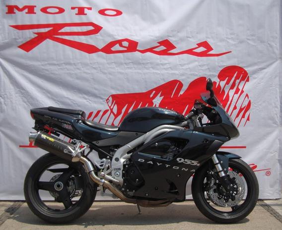 Triumph Daytona 955 I 100 Aniversario Única En México