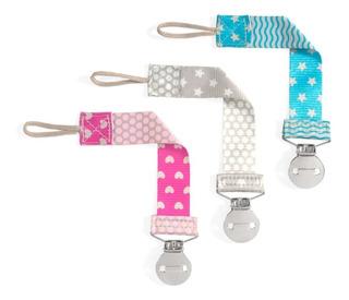 Clip Fashion Porta Chupete Bebe 0m+ Chicco Babymovil 93412