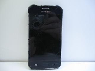 Celular Samsung Galaxy J1 Ace Duos Liga Placa Ok Ler Anúncio