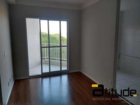 Apartamento Em Barueri Com 1 Vaga Na Garagem - 3866