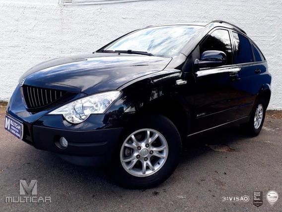 Ssangyong Actyon 2.3 Glx 4x2 16v 150cv Gasolina 4p Autom...