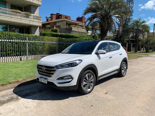 Hyundai Tucson 1.6t Gdi Limited Techo At 2020