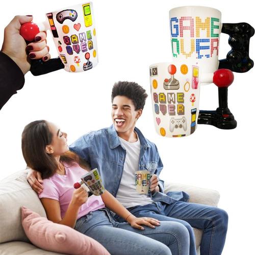 Playstation Gamers Juguete Atari Mugs Jugueteria