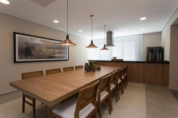 Apartamento Em Tatuapé, São Paulo/sp De 60m² 2 Quartos À Venda Por R$ 447.256,00 - Ap189321