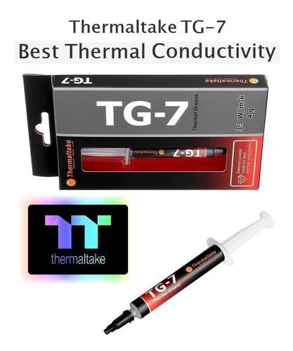 Pasta Térmica Thermaltake Tg7 4gr Alta Conductividad Cpu Gpu