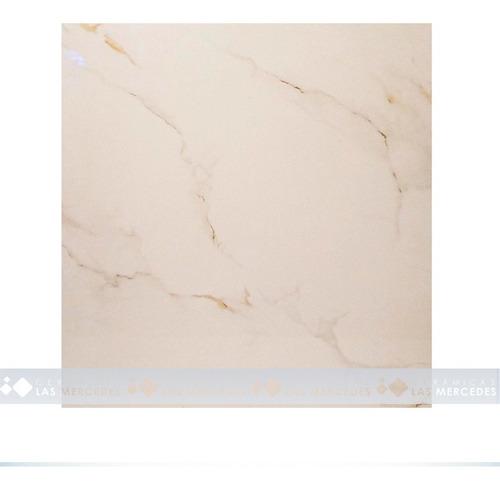 Porcelanato Marmol Rosa Bianco 60x60