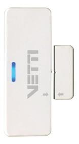 Smart Sensor De Abertura Shox - Detecta Vibração (730-0842)