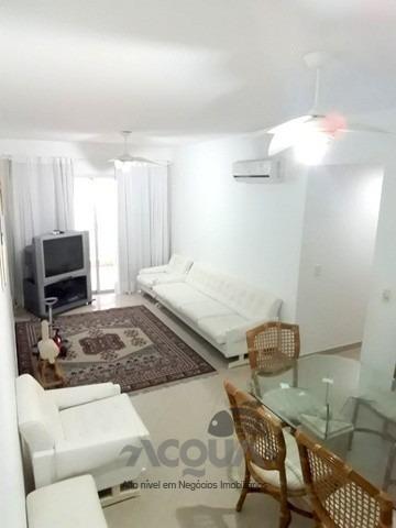 Apartamento Mobiliado, Ótima Localização E Lazer - 1271-3