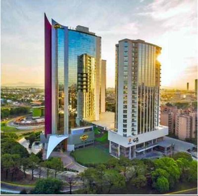 Renta Departamento En Iconia Cubos Luxury Living (hard Rock), Zapopan