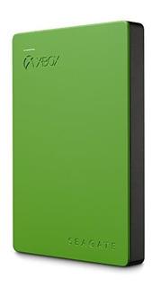 Game Drive Para Xbox Seagate - 2tb Verde (stea2000403)