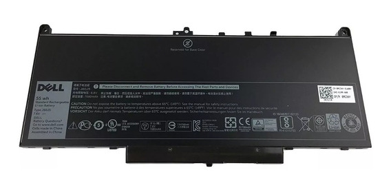 Bateria Notebook Dell Latitude 7470 J60j5