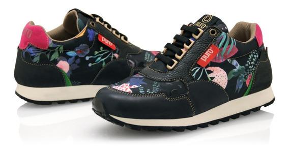 Zapatillas Puro Mash Cuero Sintético