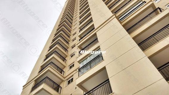 Apartamento Com 1 Dormitório Para Alugar, 38 M² Por R$ 1.400,00/mês - Cidade Maia - Guarulhos/sp - Ap1626
