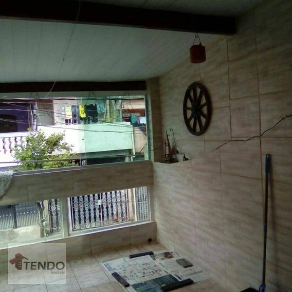 Sobrado 243 M² - 3 Dormitórios - Cooperativa - São Bernardo Do Campo/sp - So0108