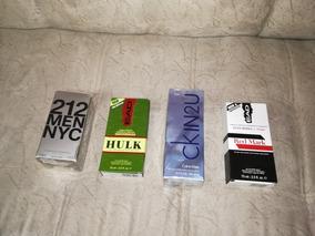 Perfumes De Hombre Calvin Klein, Hugo Boss, Prada