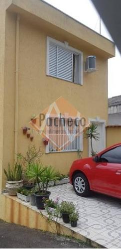 Sobrado Na Vila Londrina, 3 Dormitórios, 2 Vagas De Garagem, 127m², R$ 430.000,00 - 2635