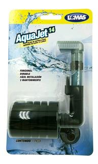 Filtro De Esponja Aquajet Para Acuarios De 14 Litros