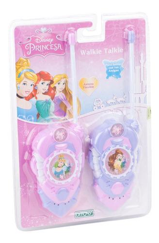 Imagen 1 de 2 de Princesas Walkie Talkie Original Ditoys Cuotas
