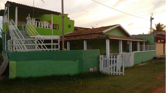 Casa Na Praia De Santa Clara