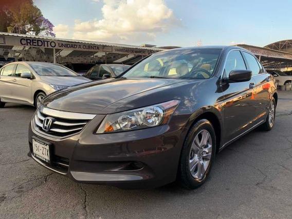 Honda Accord 2.4 Lx Sedan L4 Tela Mt 2011