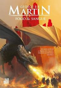 Livro Fogo E Sangue ( Novo)