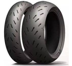 Par Pneu Hayabusa Michelin Power Rs 200/55-17+120/70-17