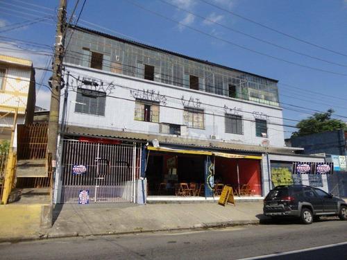 Sala Comercial Para Locação, Vila Santana, São Paulo - Sa0052. - Sa0052