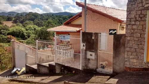 Casa À Venda, 92 M² Por R$ 223.000,00 - Vila Brasil - Lambari/mg - Ca0605