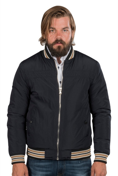 Chamarras Hombre Casual Bomber Jacket Ligera Moda Slim