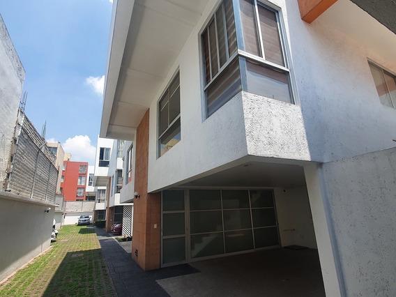 Casa En Azcapotzalco, 3 Recamaras