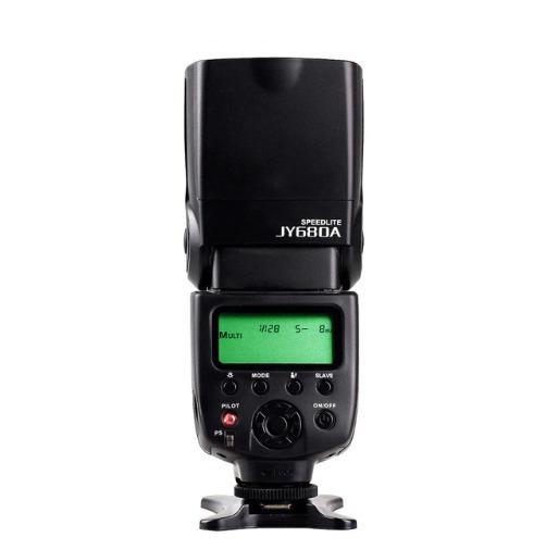 Flash P/ Nikon Jy 680a D7100 D5300 D3400 D7000 D3100 D5100