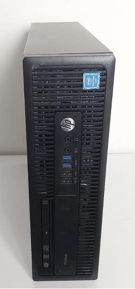 Computador Hp Prodesk 600 G2 Pentium 3.5ghz 8gb Hd-500gb