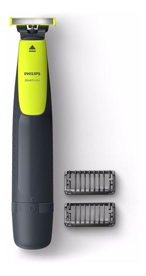 Recortador De Barba Philips Oneblade Qp2510/10