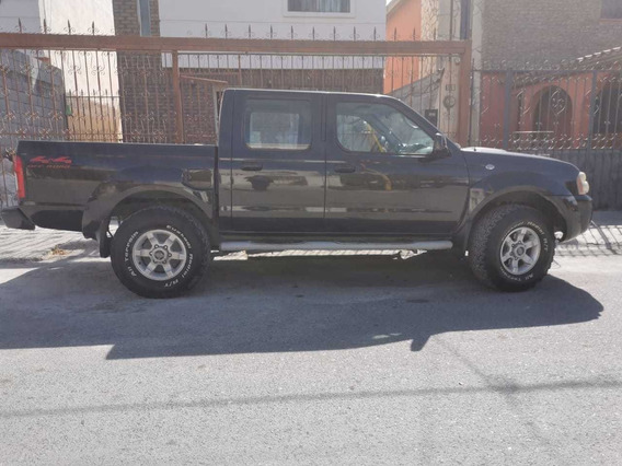 Nissan Frontier Crew Cab Se 4x2 At 2006
