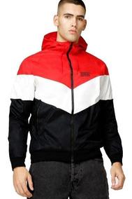Chaquetas De Caballero Basico Clothing Impermeables Tricolor
