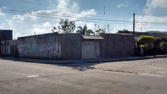 Terreno Murado De Esquina Em Itanhaém 2000 Metros Da Rodovia