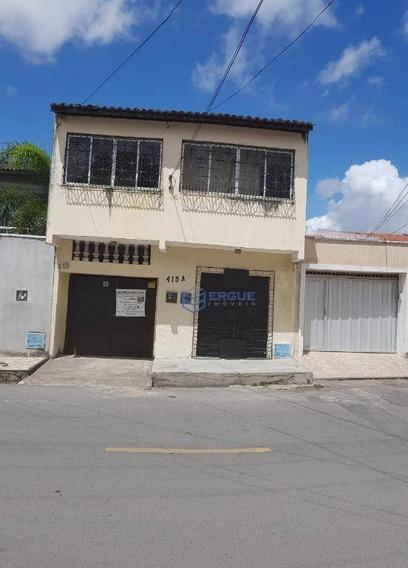 Ponto Para Alugar, 50 M² Por R$ 550,00/mês - Maraponga - Fortaleza/ce - Pt0012