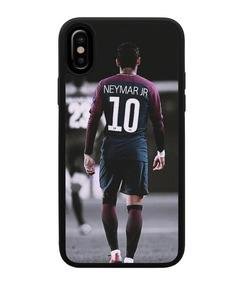 77781cb49 Funda iPhone 5 6 7 8 Plus X Xr Xs Max Neymar Psg Futbol