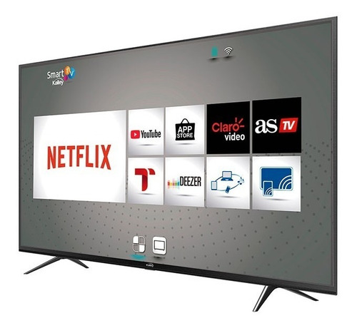 Televisor Kalley 32  Smartv K-led 32 Hdst2 Led-negro