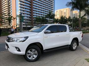 Toyota Hilux 2.8 Srv 4x4 Cd 16v Flex 4p Automático