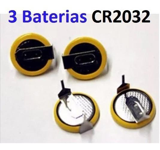 Bateria Cr2032 Cartucho C Pinos Solda - Snes, N64 Mega Drive