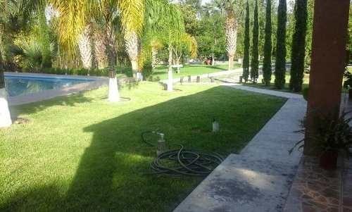 Quinta $320 Mto2 (terreno Y Construccion)
