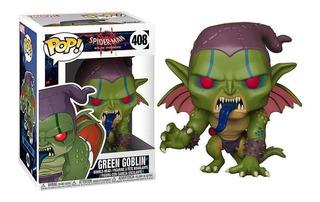 Funko Pop - Green Goblin - 408 - Original Nuevo