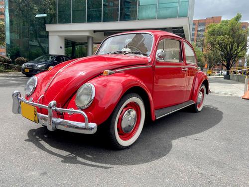 Volkswagen Escarabajo  1966