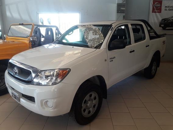 Toyota Hilux 2.5 Dx Cab Doble 4x4 (2009) 2009