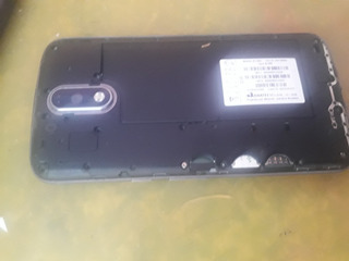 Placa Lógica Moto G4 Plus Xt1640 32gb Com Carga Falsa.